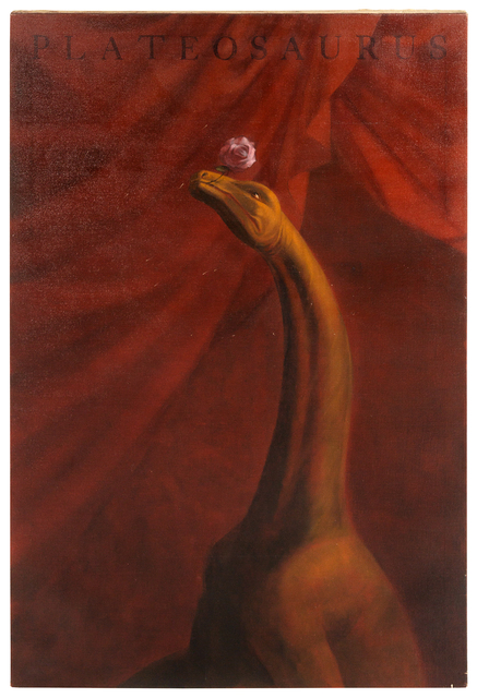 Alexander Melamid, 'Ancestral Portraits: Plateosaurus', 1980, Hindman