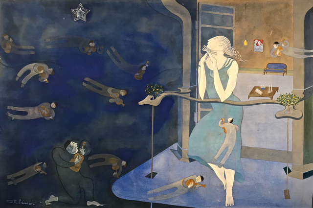 , ' SERENATA,' , Ethos Contemporary Art