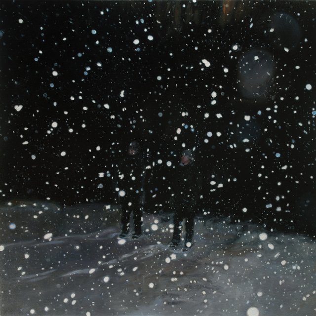 , 'Night Snow Globe ,' 2016, Abbozzo Gallery