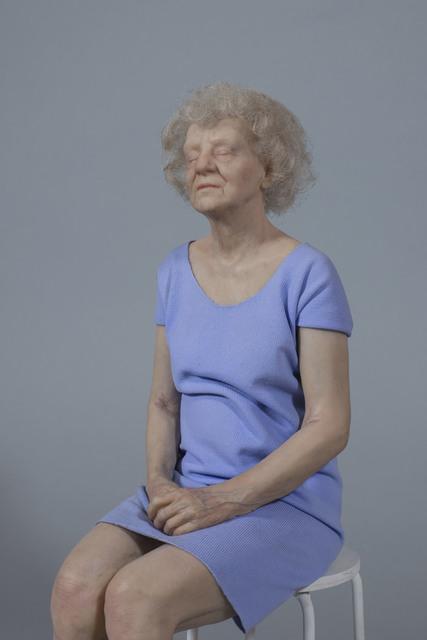 , 'Widow,' 2014, Galerie Verbeeck-Van Dyck