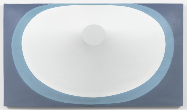 , 'Topología (de la serie Azul azul),' 2015, Galerie Lelong & Co.