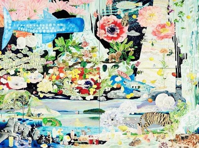 Teppei Ikehila, 'They Know Their place', 2018, galerie bruno massa