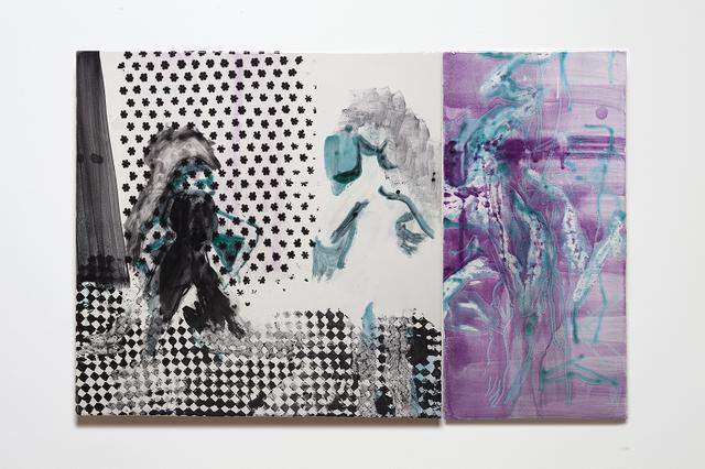 , 'Untitled 2,' 2017, Campoli Presti