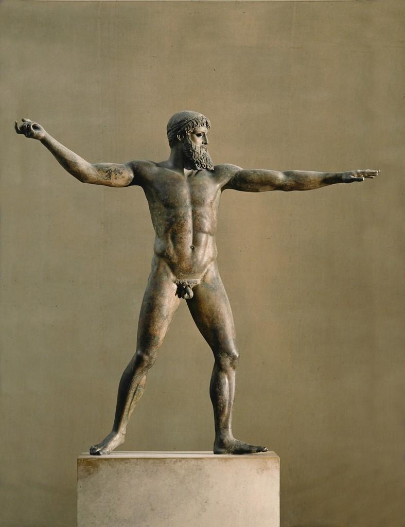 , 'Poseidon (Zeus),' 46 B.C., Erich Lessing Culture and Fine Arts Archive