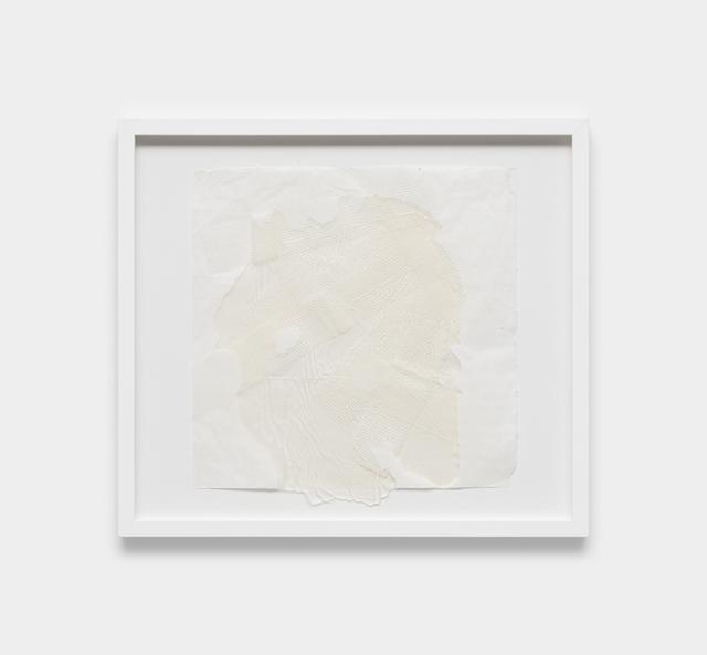 , 'nothing,' 2018, Galeria Raquel Arnaud