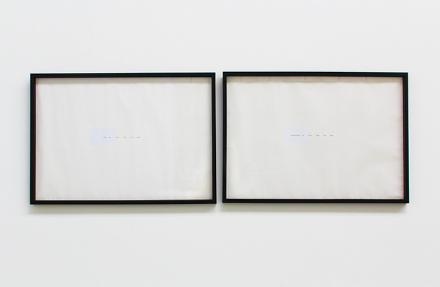 , 'Sin título  (War/Submission),' 2014, Barro Arte Contemporáneo
