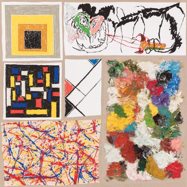 , 'Madame Matisse on a Rampage,' 2019, Stevenson