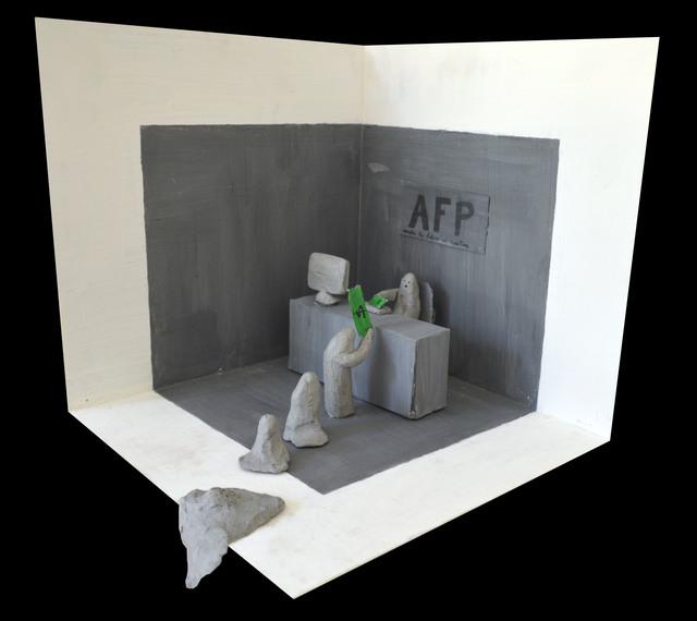 , 'Memoria Fabricada - AFP,' 2019, Isabel Croxatto Galería
