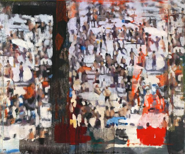 , 'Beach Memory,' 2017, Dolby Chadwick Gallery
