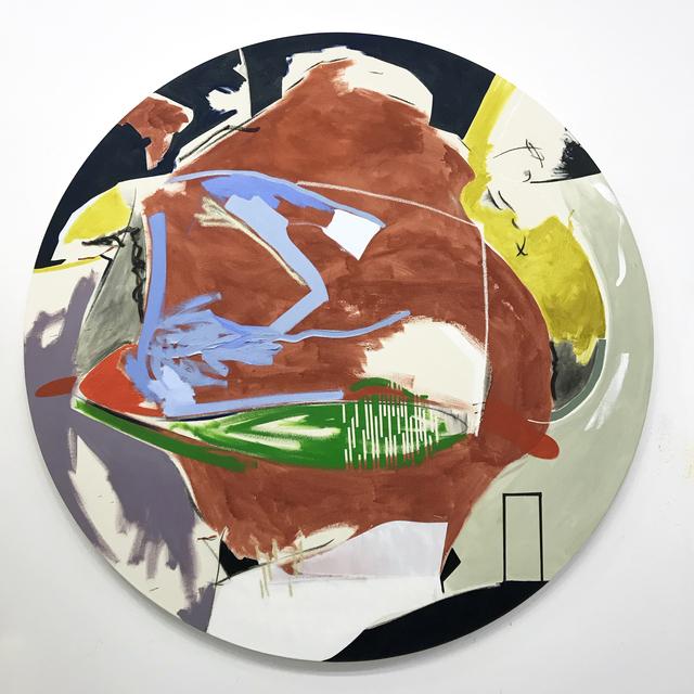 Trevor Kiernander, 'Prospect', 2021, Painting, Oil, acrylic, charcoal, and oil stick on canvas, Art Mûr