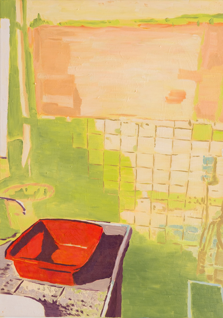 , 'Sink #1,' 2016, Galerie Zwart Huis