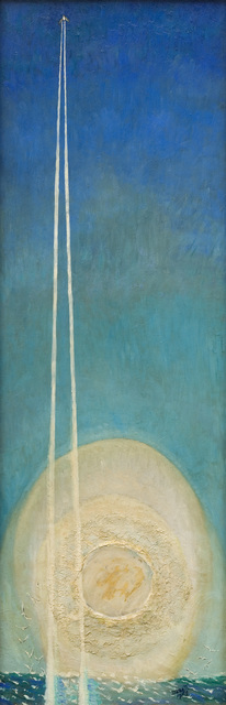 , 'Jet and Moon,' 1959, Aaron Payne Fine Art