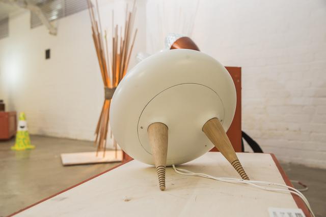 , 'BEE (baffle / speaker),' 2015-2016, Museum of African Design (MOAD)