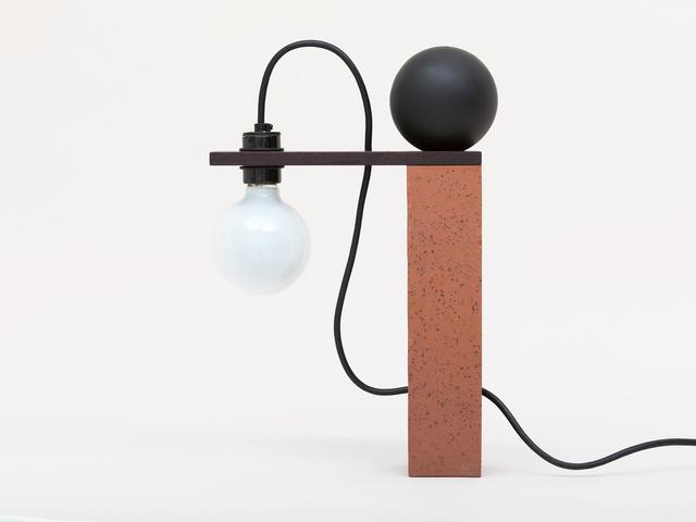 , 'Souvenir 159 - Brick Lamp #2,' 2017, Fisher Parrish Gallery
