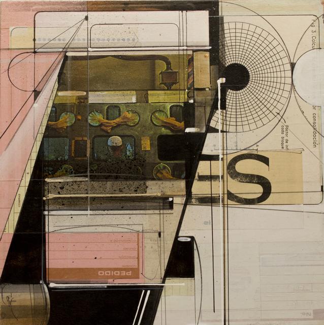 , 'Máquina pedido,' 2014, Celaya Brothers Gallery