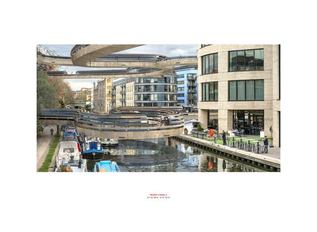 Dionisio Gonzalez, 'Regents Canal 2', 2018, Maddox Arts