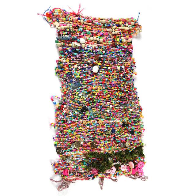 Ricky Bearghost, 'Untitled Weaving', 2019, Webb Gallery