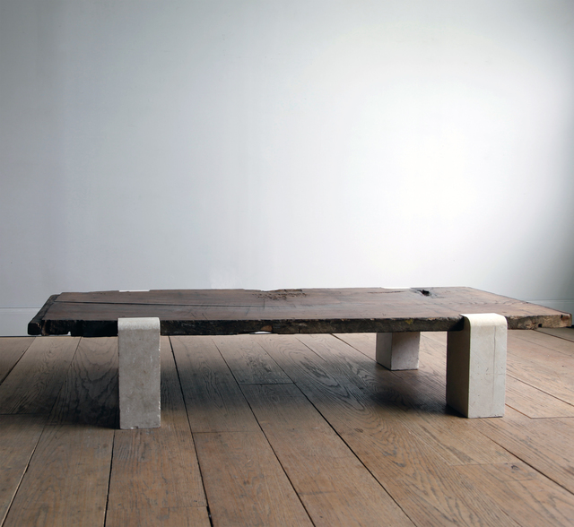 , 'The Monument Table,' 2018, Lawton Mull