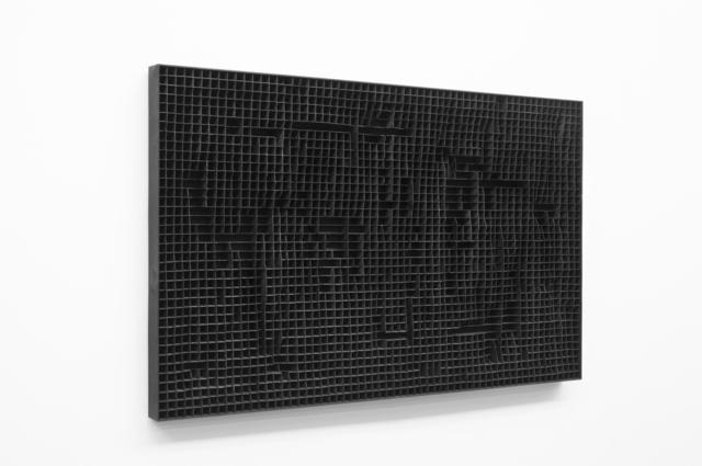 , 'Arbritrary Grid,' 2017, Galerie Ron Mandos