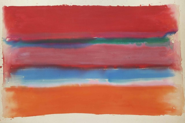 , 'Rosy Fingered Dawn,' 1971, Gerald Peters Gallery