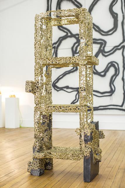 , 'Bronze Concrete Series (Shelf),' 2015, Johnson Trading Gallery