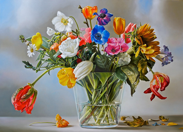 Tjalf Sparnaay, 'FlowerPower (limited edition of 50)', 2018, Online Galerij
