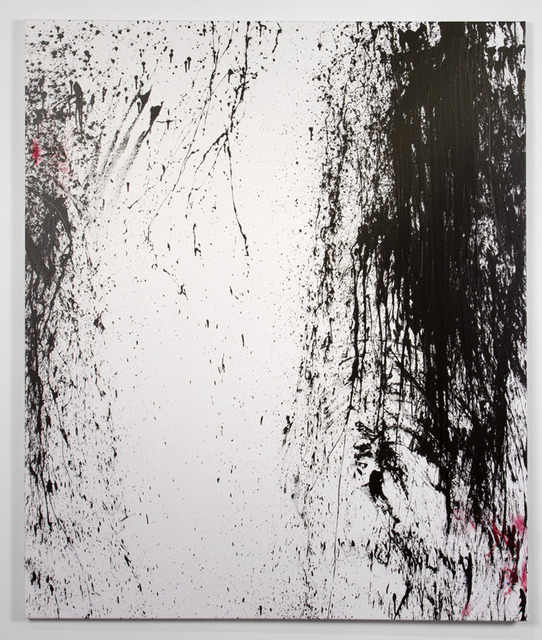 , 'Untitled Self Portrait in Black, no.3,' 2013, Garis & Hahn