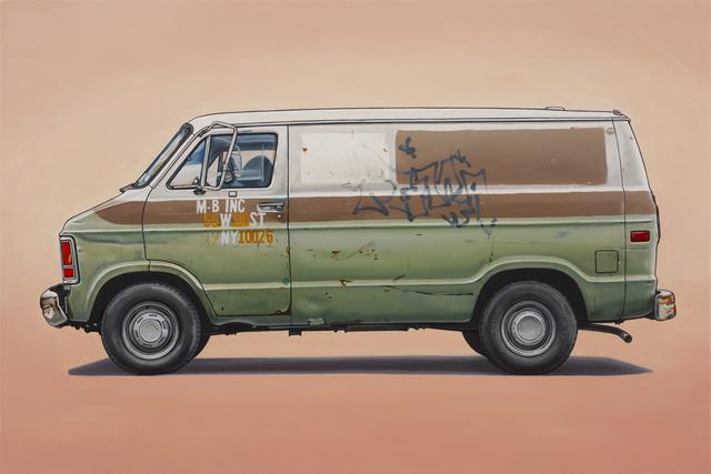 , 'York,' 2012, Jonathan LeVine Projects