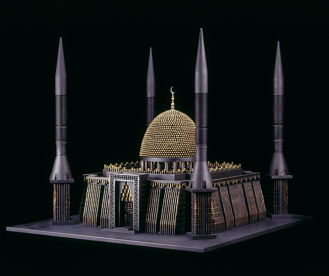 , 'Mosque III (After National Mosque of Nigeria),' 2010, Catharine Clark Gallery