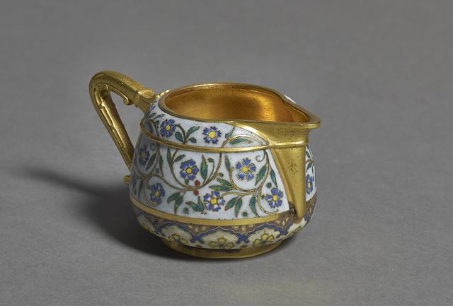 , 'Cream Jug,' French (Saint-Denis) circa 1867, H. Blairman & Sons Ltd