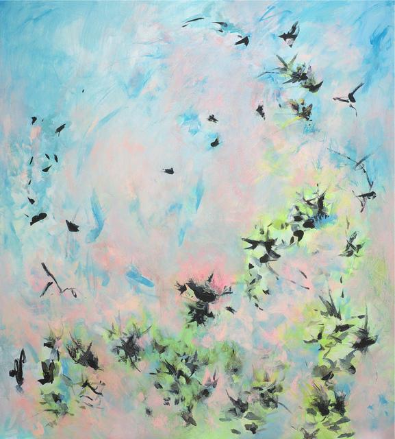 , 'Whirling landscape,' 2017, Boers-Li Gallery