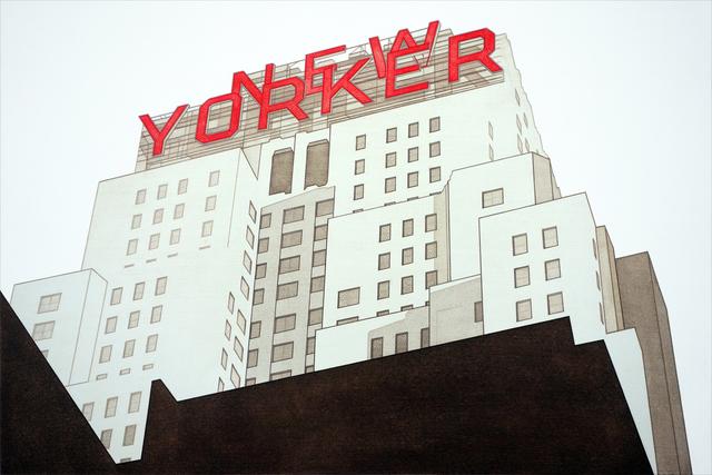 William Steiger, 'New Yorker', 2015, Margaret Thatcher Projects