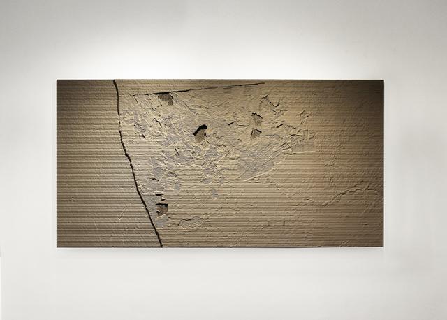 , 'Mapa: 16 x 16 capas de decisión,' 2014, Galería OMR