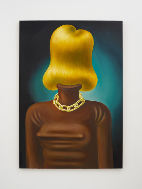 , 'The Gold Chain,' 2018, NINO MIER GALLERY