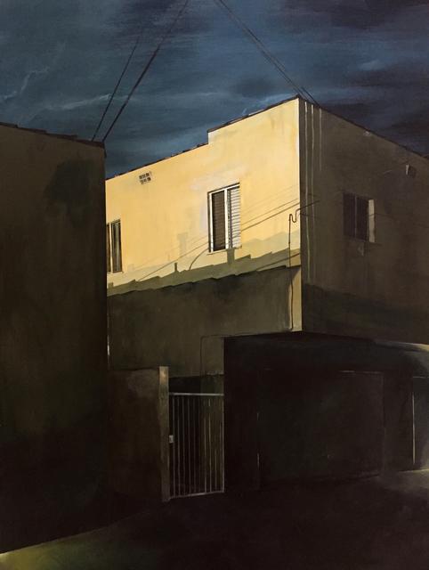 , 'Heading Home,' 2017, LAUNCH LA