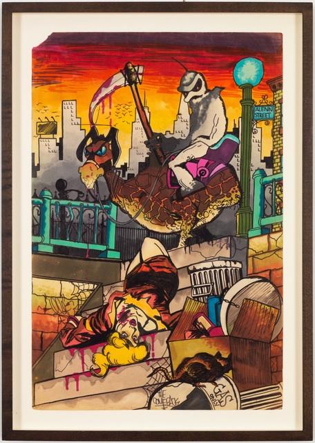 , 'Iz The Wiz (The Fabulous Five),' 1977, James Fuentes