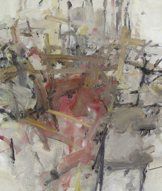 , 'Interior with Five Chairs II,' 2015, Gallery 1261