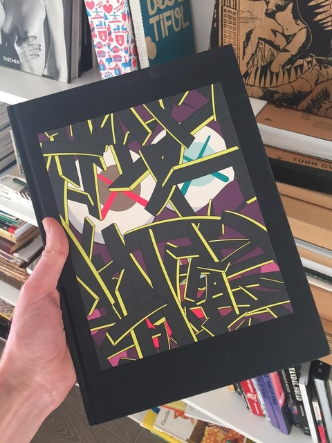 KAWS, 'Downtime Book w/original Drawing', 2013, Dope! Gallery