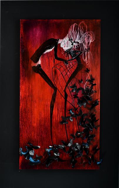 , 'Le fantasme du Papiloon,' , art&emotion Fine Art Gallery