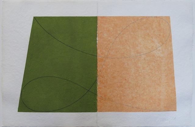 Robert Mangold, 'Untitled', 1994, Insa Gallery