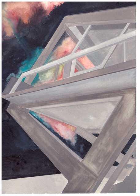, 'Nr 392,' 2015, Galerie Jocelyn Wolff