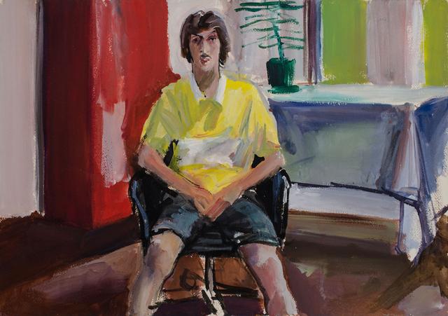 , 'Boy with Yellow Polo Shirt,' , Galerie Thomas Fuchs