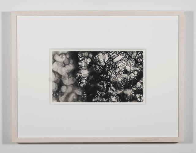 , 'Slowspin Frame 02:57,' 2017, Lesley Heller Gallery