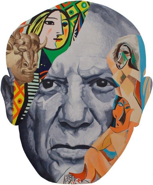 , 'Picasso's Brain,' 2017, N2 Galería
