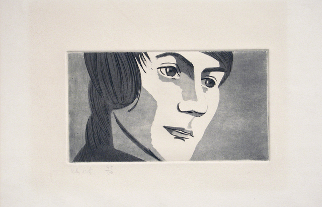 Alex Katz, 'Timmie', 1967, Woodward Gallery
