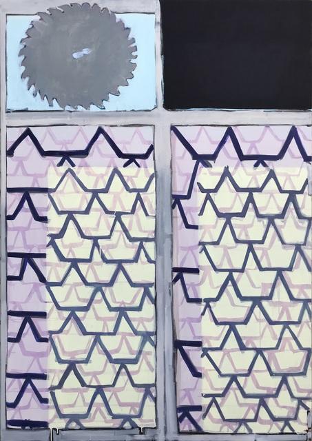 Dominykas Sidorovas, 'The Regatta. Cloudy with bright intervals.', 2019, Galerija VARTAI