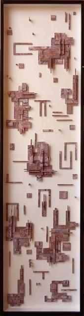 , 'Degradation violet (evaporación II),' 2015, GALERÍA ETHRA