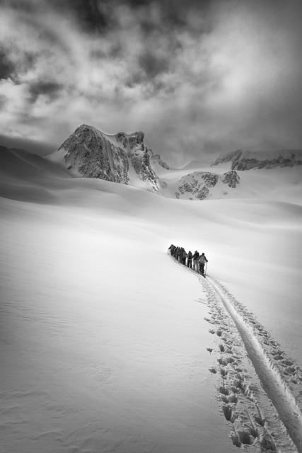 , 'Grindl Glacier,' 2018, Fuse Box