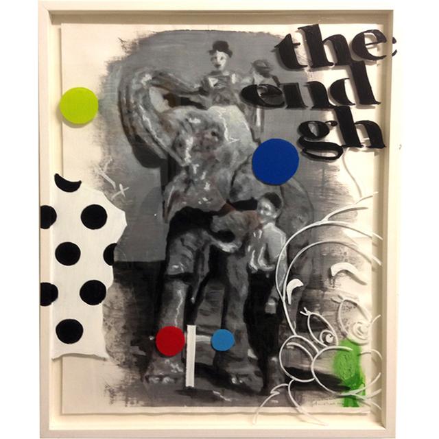 , 'Arrrrghhhh,' 2012, Galerie C.O.A