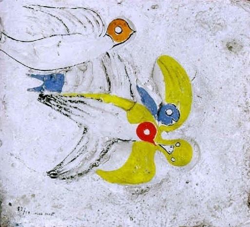 , 'Ci-fut une hirondelle,' 1927, Galerie Thomas
